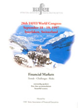 28th IAFEI World Congress