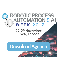 RPA and Artificial Intelligence Summit 2017