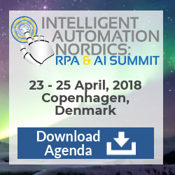 Intelligent Automation Nordics RPA & AI Summit