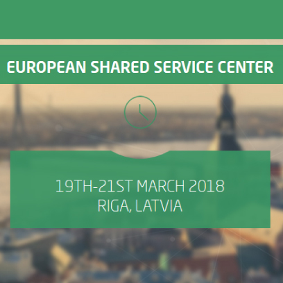 European Shared Services Conference