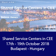 16th practical conference Shared Service Centers in CEE