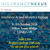 Insurance AI and Analytics Europe