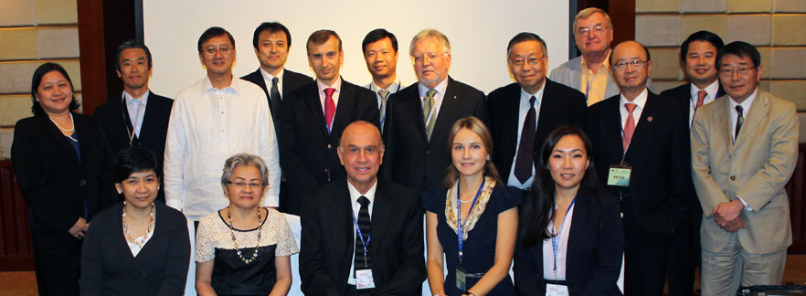 IAFEI Board of Directors