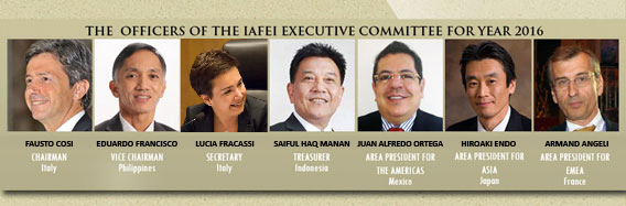 Executive Committee 2015