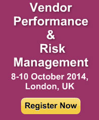 Vendor Performance and Risk Management