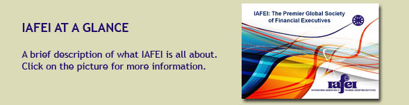What is IAFEI